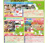 メモリアルツアー夏号(8~9月)